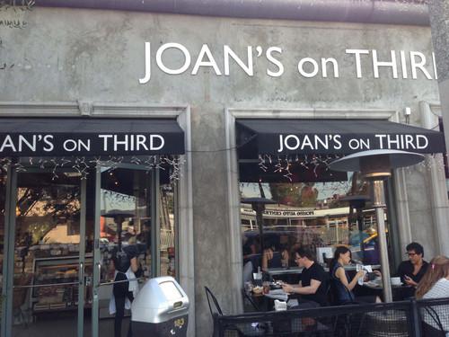 Joan's on Third.