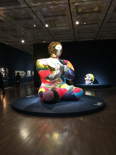ニキ・ド・サンファル展